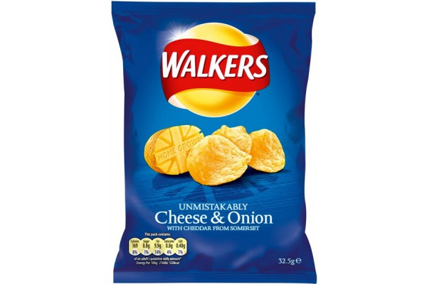 Cheese and Onion Crisps 1